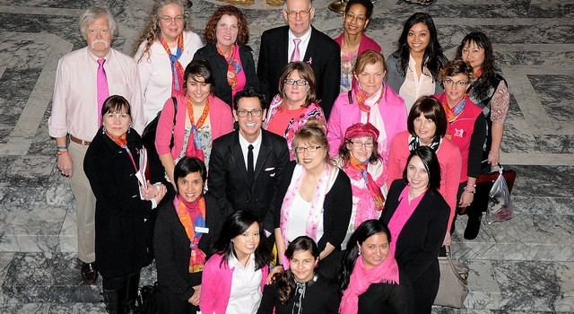 Support for Washington Breast Health Program Brings Komen Advocates to Olympia
