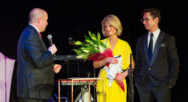 Komen Puget Sound Gala Honors KING 5 Anchor Jean Enersen and Raises $600,000 in One Night to Fight Breast Cancer