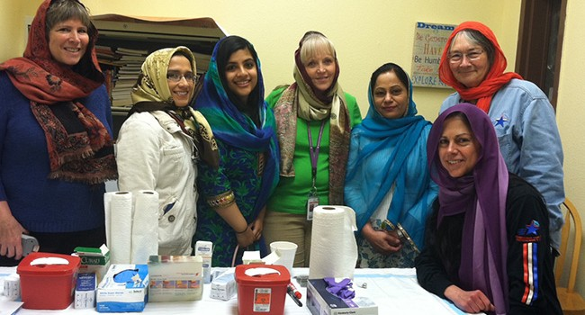 Health Camp Brings Mammograms to Seattle Sikh Community
