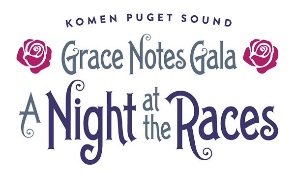 2017 Komen Puget Sound Grace Notes Gala - A Night at the Races