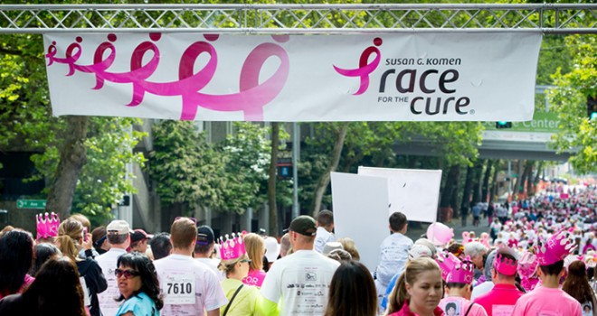 Everything You Need to Know for the 2015 Komen Puget Sound Race for the Cure