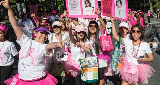 Honoring 2015's Top Race for the Cure Teams