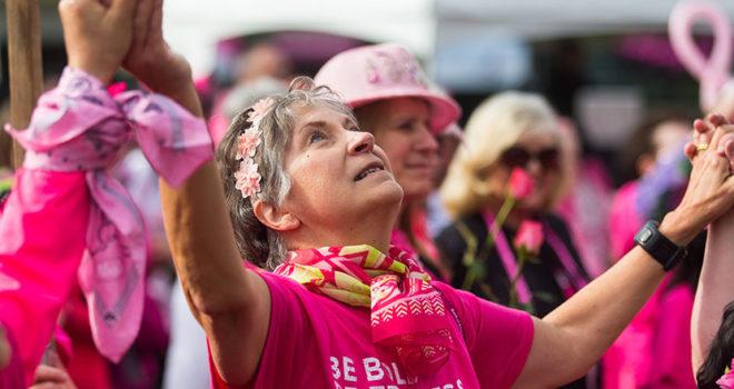Face of the Race: Susan Hilton