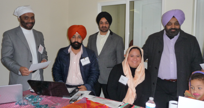 Komen Puget Sound Celebrates Success of Partnership with Sikh Community Leaders